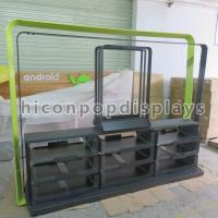 Garment Custom Retail Display Units Apparel Display Stand For Stores
