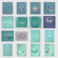 Tiffany Jewelry Ring Bracelet  Key Ring Necklace Wholesaler