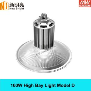 China 100W high bay light fixture led with CREE and MEANWELL Driver 3 years warranty on sale