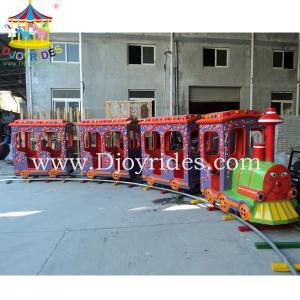 China kiddie amusement rides train/children electric train on sale