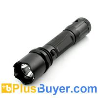 China Outdoor LED Flashlight + Power Bank (180 Lumens, Waterproof, Multiple Phone Adapters) on sale