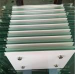 3~19mm (clear, grey, blue, bronze, green, black )tempered glass . building glass factory,China