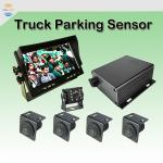Video Truck  Parking Sensor with 4 Sensors Hd infrared night vision