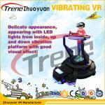 360 Degree Simulator 9D VR Vibrating Simulator Platform Virtual Reality Entertainment