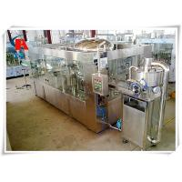 Carbonated Beverage Small Scale Bottle Filling Machine With Pneumatic Value