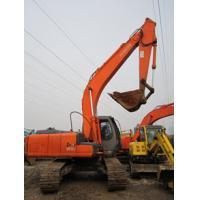 Japan ZX200 hitachi used excavator--Shanghai China