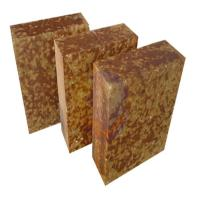 China AZM -1680 Silica mullite brick , fire resistant heat proof bricks Brown Color on sale