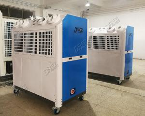 China Outdoor Portable Air Conditioning Units 8 Ton Floor Mounted CE / SASO Certificated on sale