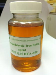 China Formaldehyde-free Fixing Agent For Direct / Reactive Dye Fixing Process on sale