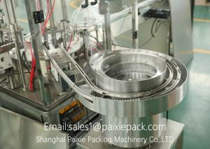 China 0.79 KW Essential Oil Filling Equipment / E - Cigarettes Liquid Filling Machine on sale