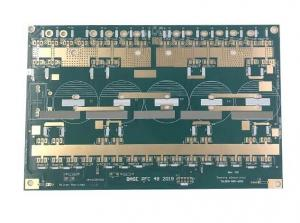 China Heavy Copper Rigid Pcb Board 4oz 140um PCB 4 Layer 2.0mm Green Soldermask ENIG on sale