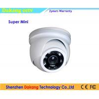 HD ONVIF Wide Angle CCTV Dome Camera , Cloud Surveillance Camera