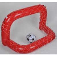 Outdoor Games Inflatable Kids Toys Football Goal Gate Eco Friendly PVC
