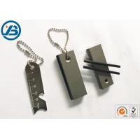 Multifunction Emergency 2 In 1 Mag Bar Fire Starter 5.5 x 3 x 0.2 Inches