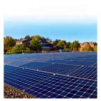 China Home Solar Panel Kits High Performance 5kw Grid Tied PV Solar System on sale