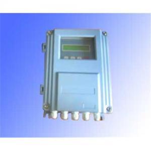 China Clamp on ultrasonic flow meter, clamp on ultrasonic flowmeter on sale