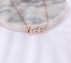 China New 925 sterling silver necklace hot jewelry personality pattern design women necklace on sale