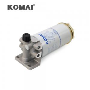 China Diesel Engine Fuel Feed Pump Fuel Filter Base 11713138 11110668 11110670 For Volvo on sale