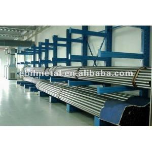 China Yellow / Orange  Cantilever Pipe Storage Racks  Corrosion Protection  Steel on sale