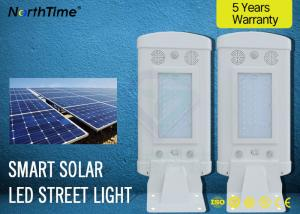 China 12V DC Lithium Battery Solar Powered LED Street Lights With Epistar High Brightness on sale