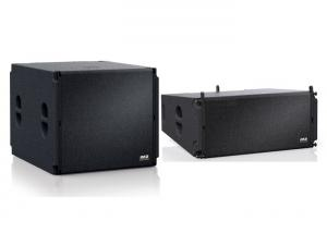 China 2 Way Line Array Sound Systems with wooden speaker cabinet /  array speakers on sale