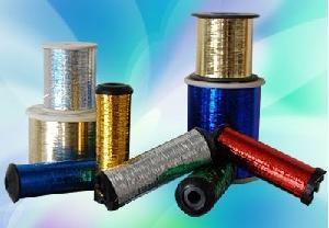 China M Type Pure Silver Metallic Yarn on sale