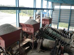 China Iron Ore Magnetic Separation Plant on sale
