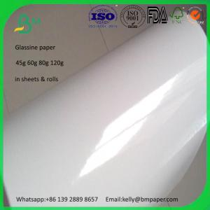 China 125g 165g 185g 225g cast coated high glossy paper rolls on sale on sale
