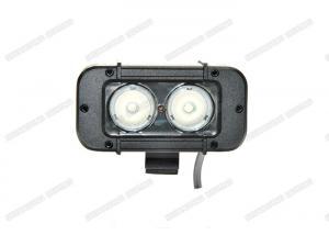 China 20W 12v 24v High Lumen LED Light Bar , Single Row Waterproof LED Light Bar on sale