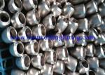 Mas encaixes da solda, cotovelo de aço inoxidável frente e verso LR/SR, ASTM B815 UNS S31803/S32205/S32750/32760