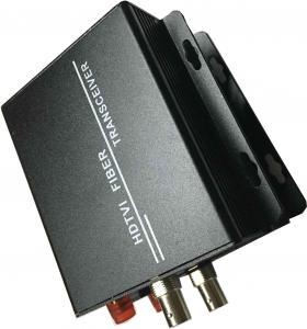 China 50MHz DC 5V 2A HD CVI Transmitter Receiver Wave Length 1310nm / 1550nm on sale