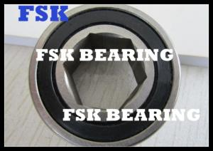 China Hexagon Bearings 205KRR2 W208KRR8 Agricultural Machinery Ball Bearing on sale