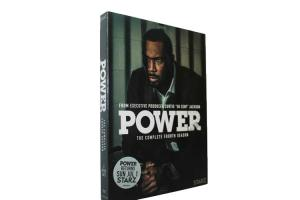 Power The Complete Season 4 DVD Action Adventure Crime Drama