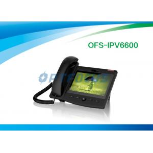 """China Android 6 SIP Video POE IP Phone WIFI 7"""" TFT 800 x 480 Capacitive Multi Touch Screen on sale"""