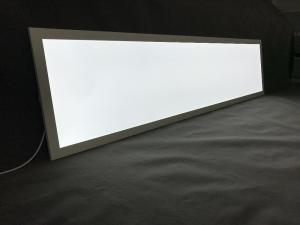 China 26w 1x4 Triac Dimmable LED Panel Light 1200 X 300 Flicker Free For Small Offices on sale