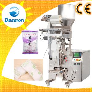 China Silica Gel bagging packing equipment for small business on sale