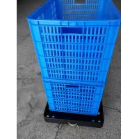 EURO Stack Plastic vented crates&  containers & boxes  600*400*375MM