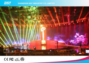 China Stage Concert Show P6.25 Rental LED Display Panel with 1/10 Scan Driving Mode on sale