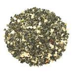 Чай органического китайского жасмина 100% зеленый, чай Тан Пяо Би надушенный Сюе с цветками