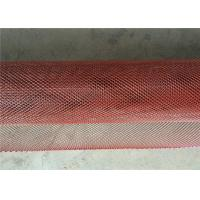 China Roof Aluminum Gutter Covers , 500Mm * 10m Metal Leaf Guards For Gutters on sale