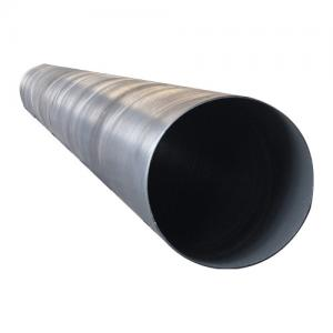 China 600mm Diameter Drainage Steel Pipe SSAW Spiral Welded Steel Line Pipe And Oil Pipeline on sale