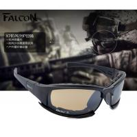 Tactical daisy X7 Glasses Military Goggles Bullet-proof Army Sunglasses With 4 Lens Original Box Men Shooting Eyewear