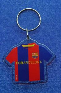 China wholesale custom plastic keychains cheap on sale