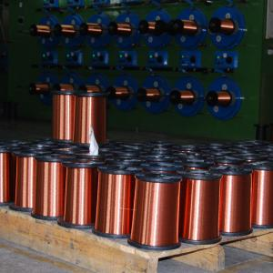 China Enamel CCA Copper Clad Aluminum Wire, UEW Grade on sale