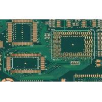 China 6 layer BGA PCB Chemical gold multilayer PCB on sale