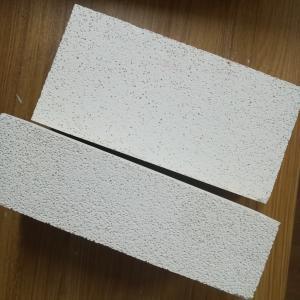 China Light Weight Mullite Insulation Refractory Brick JM23 JM26 JM28 JM30 on sale