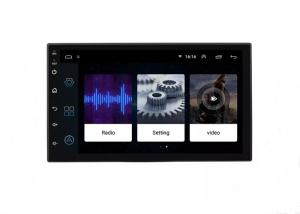 China Universal 7 Inch Double Din Touch Screen Car Dvd Player MP5 GPS Navigation on sale