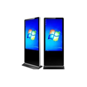 China 42inch,47inch,55inch,65inch floor stand lcd advertising display android touch screen advertising kiosk on sale