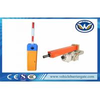 China Alarm Flashing Straight Arm Automatic Barrier Gate Light Highway Toll on sale