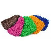 China Chenille Washing Mitt for Car Cleaning car washing for sale